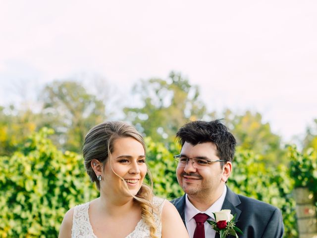Demitri and Julia's wedding in St Catharines, Ontario 37
