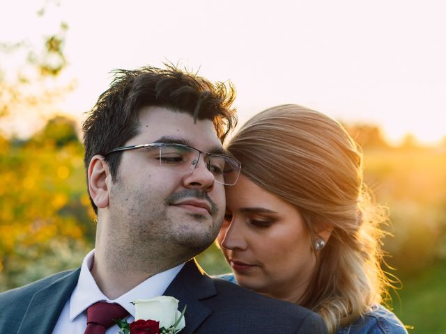 Demitri and Julia's wedding in St Catharines, Ontario 45