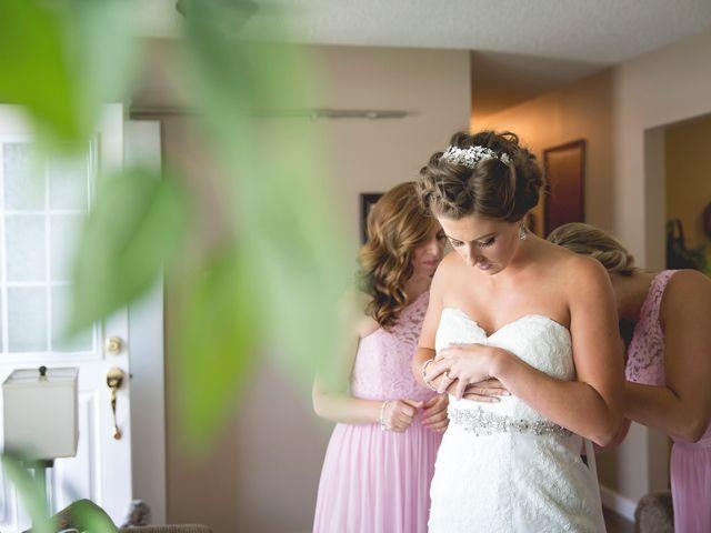 Kyle and Laura's wedding in Edmonton, Alberta 11