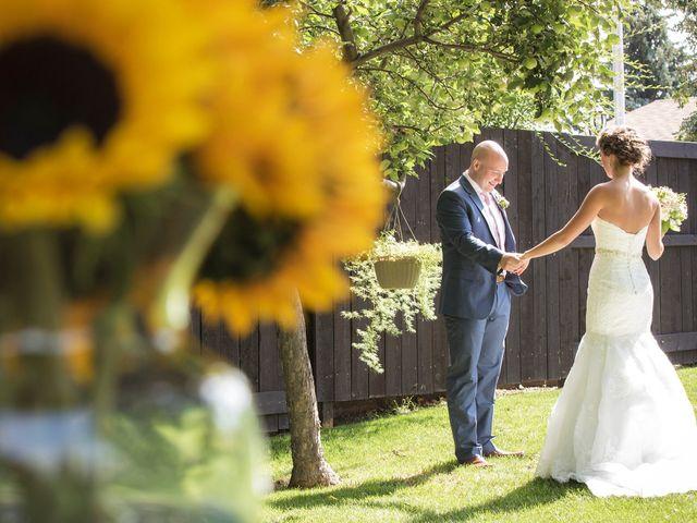 Kyle and Laura's wedding in Edmonton, Alberta 20