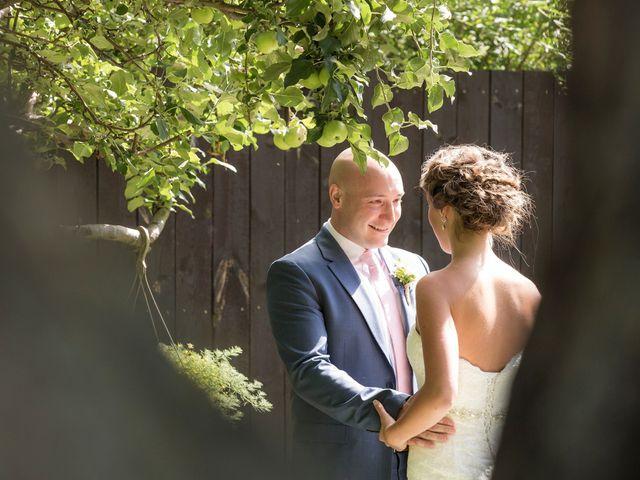 Kyle and Laura's wedding in Edmonton, Alberta 21