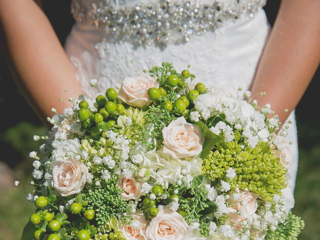 Kyle and Laura's wedding in Edmonton, Alberta 24