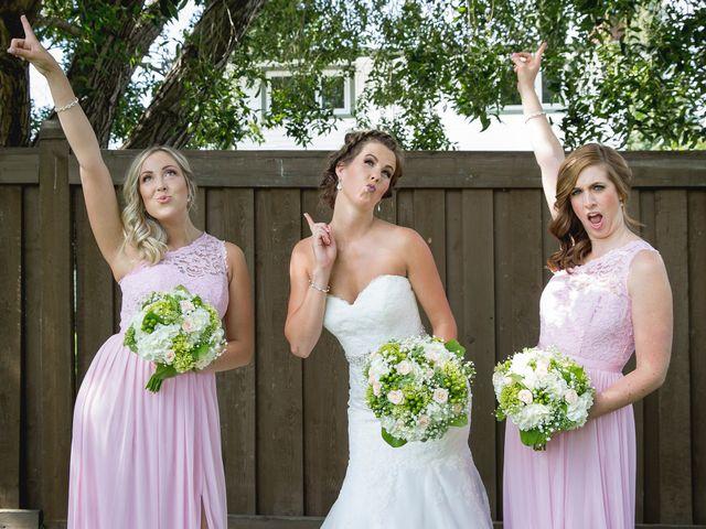 Kyle and Laura's wedding in Edmonton, Alberta 26