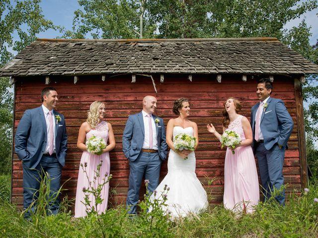 Kyle and Laura's wedding in Edmonton, Alberta 27