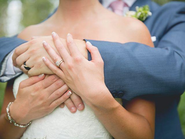 Kyle and Laura's wedding in Edmonton, Alberta 30