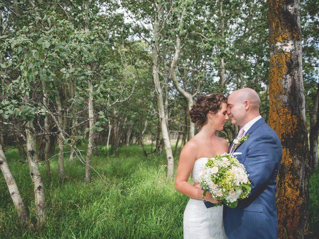 Kyle and Laura's wedding in Edmonton, Alberta 32