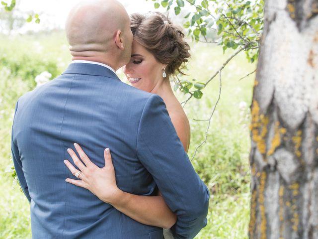 Kyle and Laura's wedding in Edmonton, Alberta 33