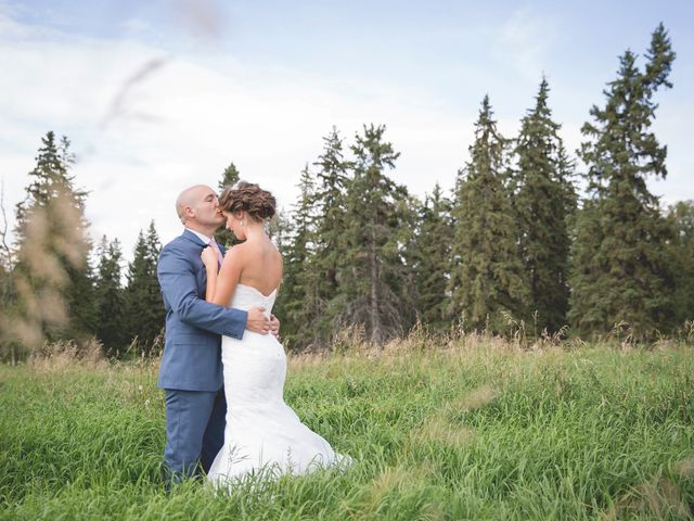 Kyle and Laura's wedding in Edmonton, Alberta 38