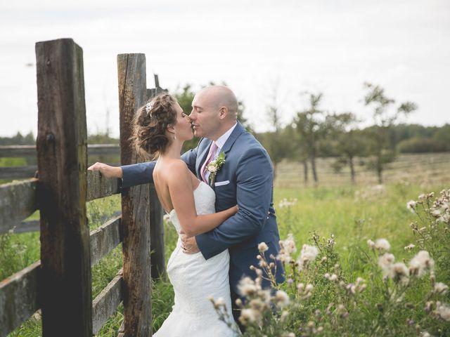 Kyle and Laura's wedding in Edmonton, Alberta 39