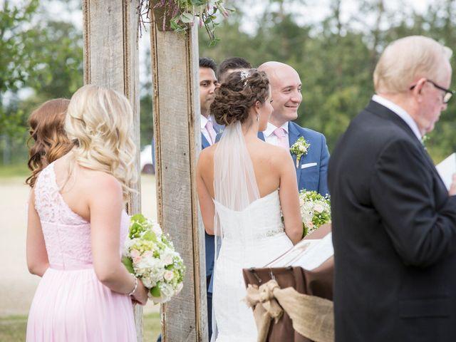 Kyle and Laura's wedding in Edmonton, Alberta 54