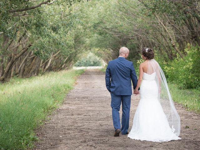 Kyle and Laura's wedding in Edmonton, Alberta 62