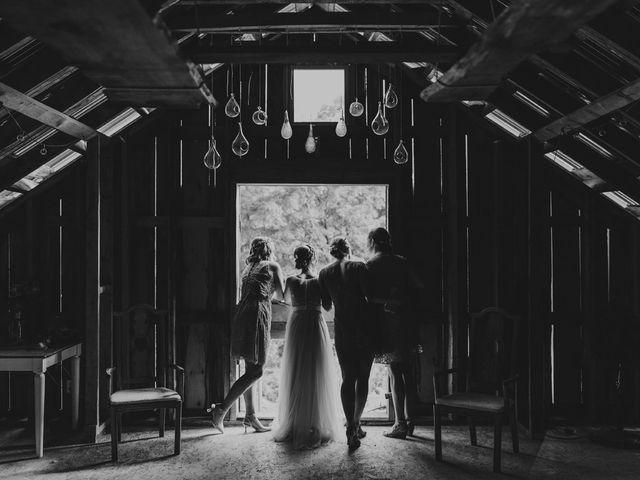 Tim and Carla's wedding in Gatineau, Quebec 2