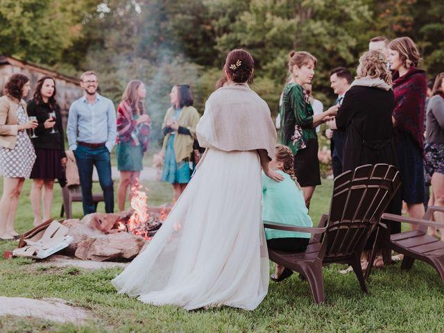Tim and Carla's wedding in Gatineau, Quebec 9
