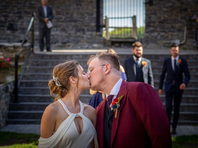 The wedding of Chelsee and Hunter