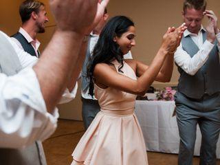 The wedding of Alysha and Trevor 1