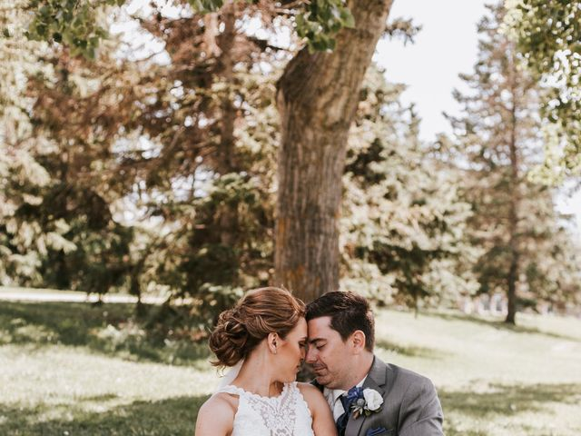 The wedding of Kristen and Shane