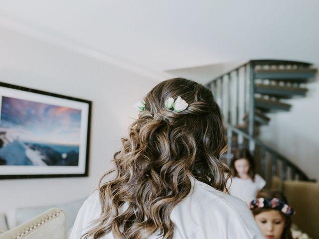 Brady and Rachel's wedding in Lake Louise, Alberta 8