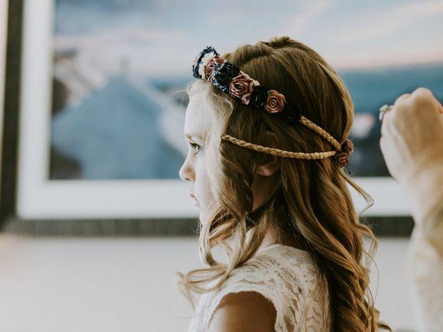 Brady and Rachel's wedding in Lake Louise, Alberta 9