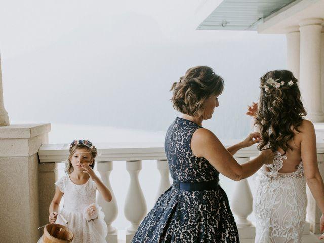 Brady and Rachel's wedding in Lake Louise, Alberta 12