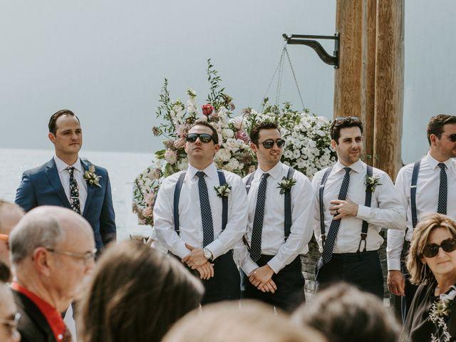 Brady and Rachel's wedding in Lake Louise, Alberta 19