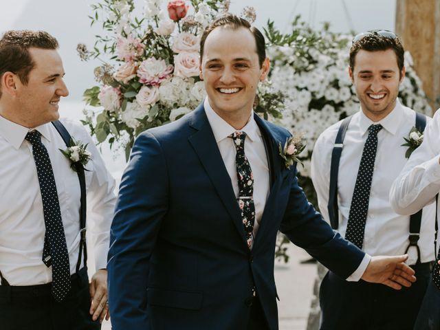 Brady and Rachel's wedding in Lake Louise, Alberta 20