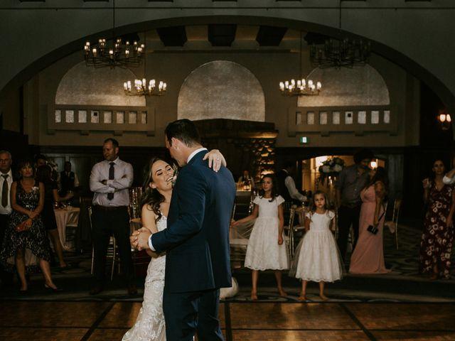 Brady and Rachel's wedding in Lake Louise, Alberta 29
