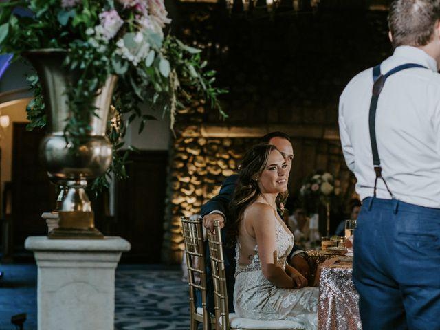 Brady and Rachel's wedding in Lake Louise, Alberta 34