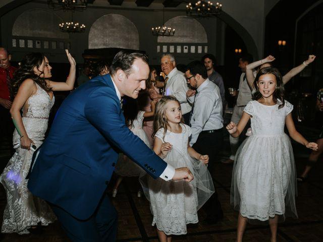 Brady and Rachel's wedding in Lake Louise, Alberta 35