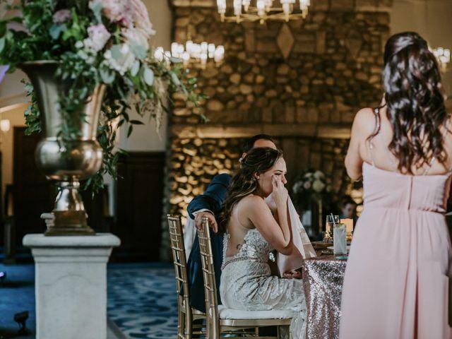 Brady and Rachel's wedding in Lake Louise, Alberta 36