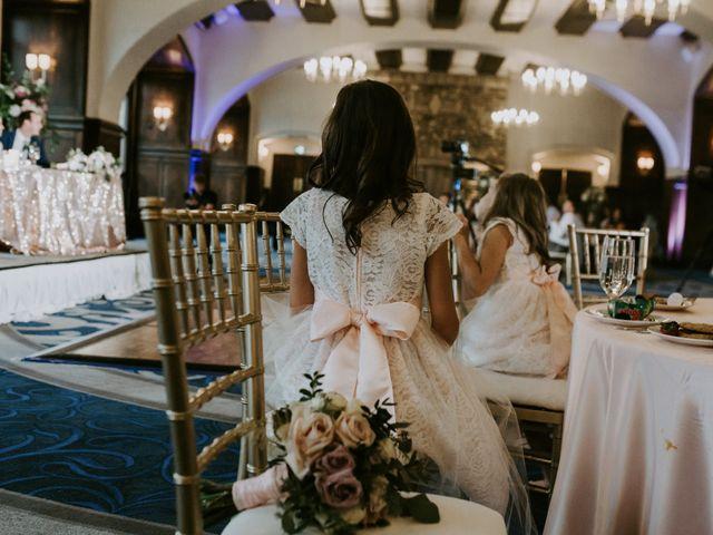 Brady and Rachel's wedding in Lake Louise, Alberta 40
