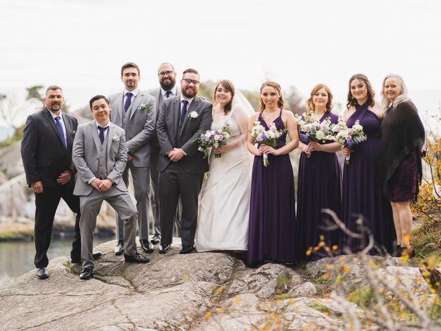 The wedding of MaryBeth  and Nathan