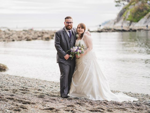 Nathan  and MaryBeth 's wedding in West Vancouver, British Columbia 2