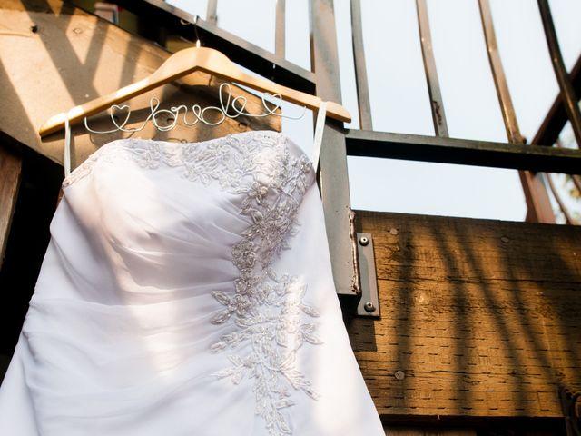 Trevor and Alysha's wedding in Burnaby, British Columbia 6