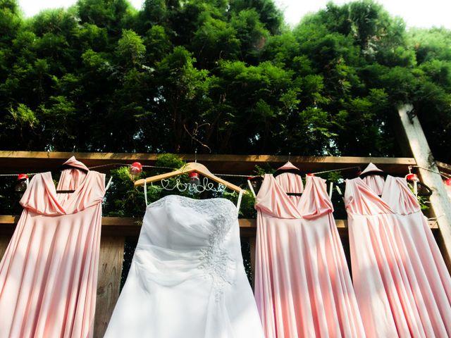 Trevor and Alysha's wedding in Burnaby, British Columbia 7