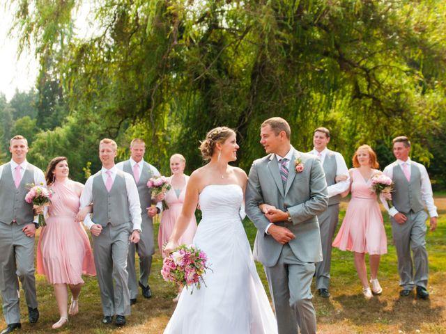 Trevor and Alysha's wedding in Burnaby, British Columbia 11