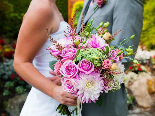 Trevor and Alysha's wedding in Burnaby, British Columbia 12