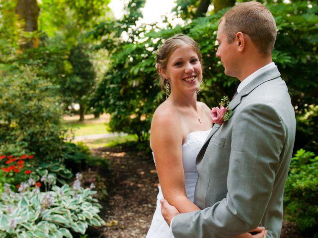 Trevor and Alysha's wedding in Burnaby, British Columbia 14