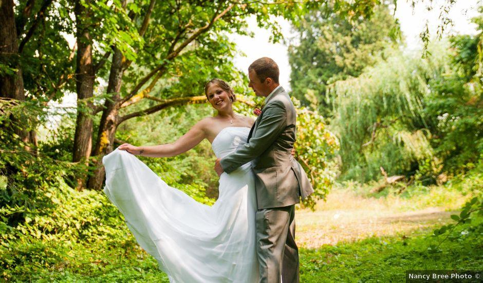 Trevor and Alysha's wedding in Burnaby, British Columbia