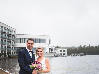 The wedding of Nicole  and Hugo