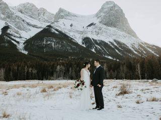 The wedding of Nicole and Anthony