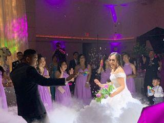 The wedding of Izobelle and Roscil 1
