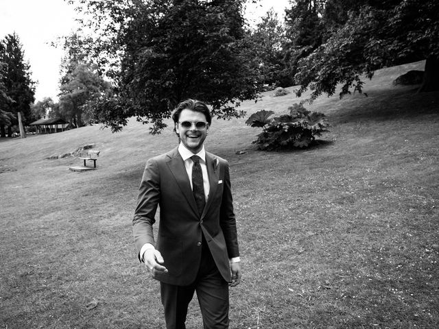 Mike and Alyssa's wedding in West Vancouver, British Columbia 4