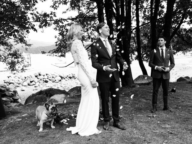 Mike and Alyssa's wedding in West Vancouver, British Columbia 15
