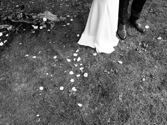 Mike and Alyssa's wedding in West Vancouver, British Columbia 16