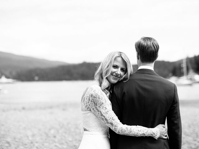Mike and Alyssa's wedding in West Vancouver, British Columbia 21