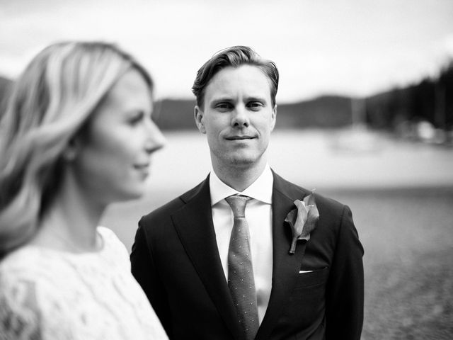 Mike and Alyssa's wedding in West Vancouver, British Columbia 26