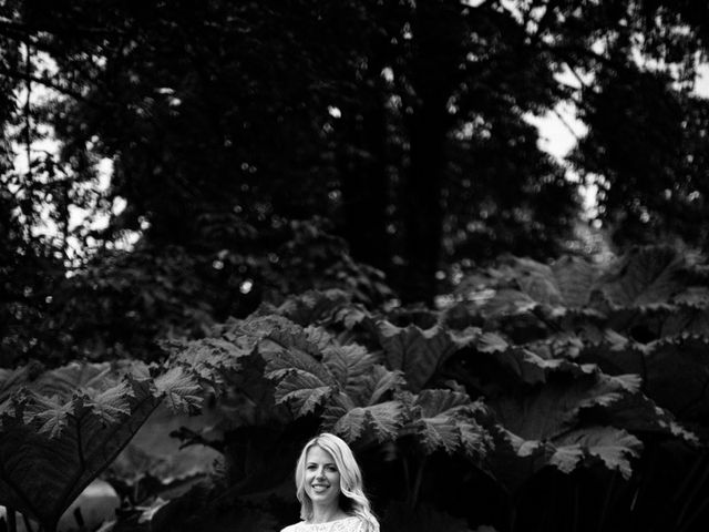 Mike and Alyssa's wedding in West Vancouver, British Columbia 2