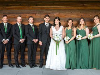 The wedding of Rachel and Scott 3