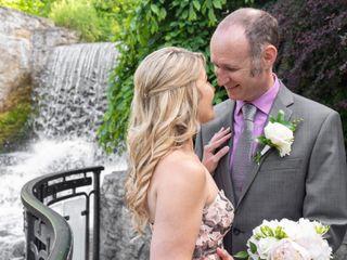 The wedding of Lorri and Daniel