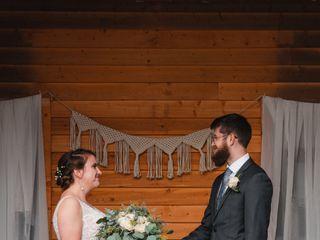 The wedding of Joe and Alix 3